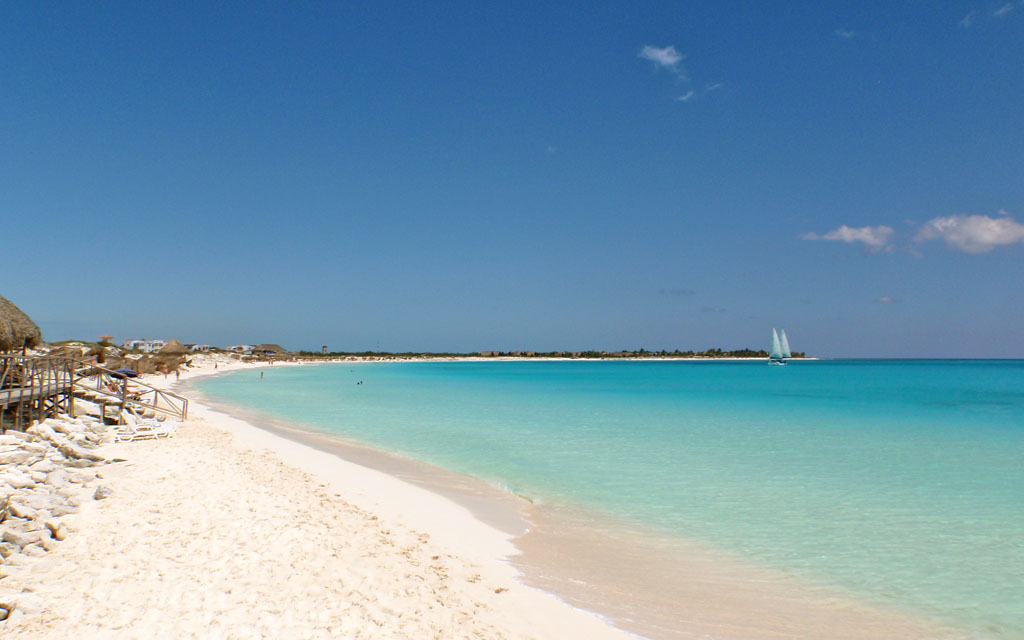 cayo largo beach